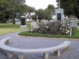 Mildura / Deakin Avenue area / War memorial, Henderson Park, corner Deakin Av and 13th St