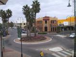 Mildura / Commercial centre and shops around Langtree Avenue / View north-east along 8th St at Langtree Av
