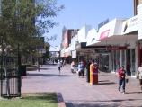 Mildura / Commercial centre and shops around Langtree Avenue / Langtree Mall at Post Office
