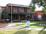 Mildura / Rio Vista mansion and surroundings / Museum and art gallery next to Rio Vista