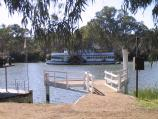 Mildura / Murray River in town / Rothbury out on the Murray River, near the wharf