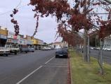 Red Cliffs / Red Cliffs - commercial centre and shops / View south along Ilex St between Heysbury Av and Indi Av