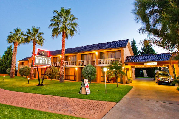 River City Motel, Mildura