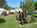 Moe / Gippsland Heritage Park, Lloyd Street / Farm equipment
