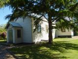 Moe / Gippsland Heritage Park, Lloyd Street / Narracan Mechanics Institute and free library