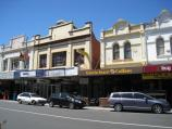 Moonee Ponds / Shops and commercial centre, Puckle Street and adjoining streets / Shops along southern side of Puckle St
