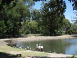 Moonee Ponds / Queens Park / Southern end of lake