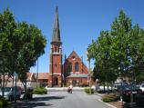 Moonee Ponds / Around Moonee Ponds / Moonee Valley Christian Church, Gladstone St opposite Pratt St
