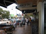 Mornington / Commercial centre and shops, Main Street / Cafes on Main St opposite Empire St Mall