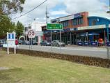 Mornington / Commercial centre and shops, Main Street / View south-east along Main St near Esplanade