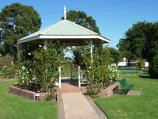 Morwell / Morwell Centenary Rose Garden, Maryvale Crescent and Commercial Road / Rotunda