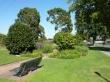 Morwell / Morwell Centenary Rose Garden, Maryvale Crescent and Commercial Road / Garden alongside Avondale Rd