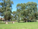 Morwell / Morwell Civic Gardens and Kernot Lake, Princes Drive / Morwell Civic Gardens sign