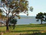 Morwell / Northern side of Hazelwood Pondage / Southerly view across Hazelwood Pondage from Yinnar Rd