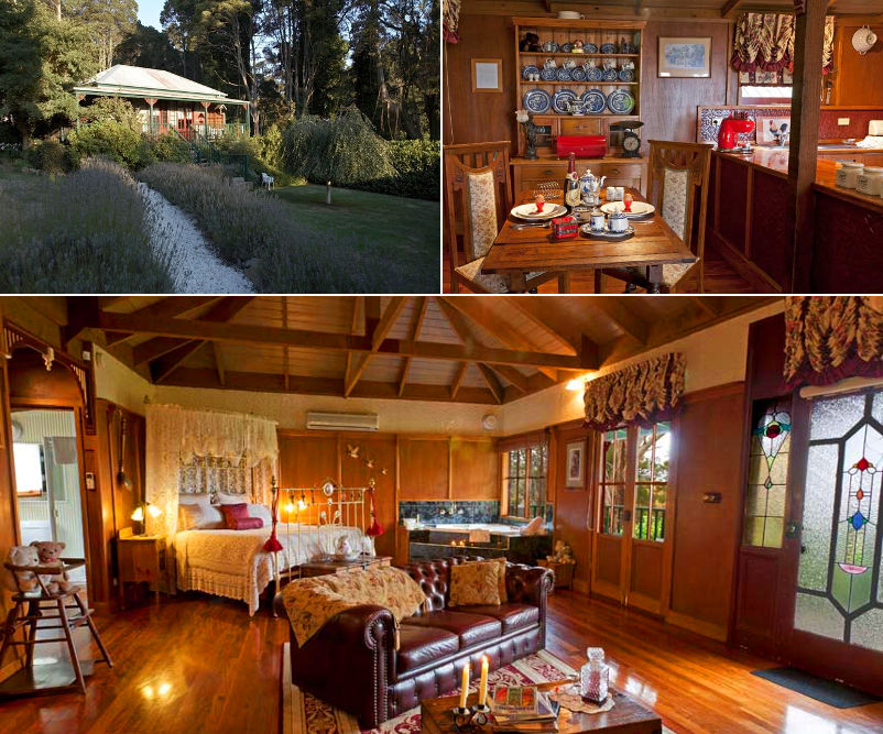 Observatory Cottages - Ironbark