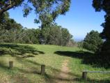 Mount Dandenong / Burkes Lookout at Mount Corhanwarrabul, Eyre Road / Path to lookout