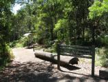 Mount Macedon / Camels Hump, Cameron Drive / Macedon Ranges Walking Trail at car park