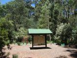 Mount Macedon / Sanatorium Lake and surrounds, Lions Head Road / Information shelter at Sanatorium Lake