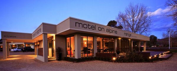 Motel on Alpine, Myrtleford
