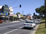 Nagambie / Commercial centre and shops, High Street / View south along High St between Prentice St and Marie St