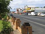 Nagambie / Commercial centre and shops, High Street / View north along High St between Marie St and Prentice St