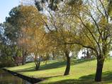 Nagambie / River Street Reserve, end of River Street / Shady banks of the lake and picnic area