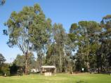 Nagambie / Goulburn Weir and Recreation Area / BBQ shelter and lawns