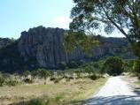 Natimuk / Centenary Park camping and picnic area, Centenary Park Road / Walking track towards Mt Arapiles