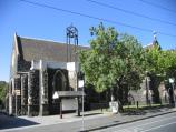North Melbourne / Queensberry Street area / St Marys Church, corner Queensberry St and Howard St