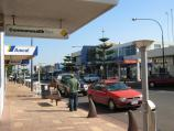 Ocean Grove / Shops and commercial centre, The Terrace and Hodgson Street / View west along The Terrace