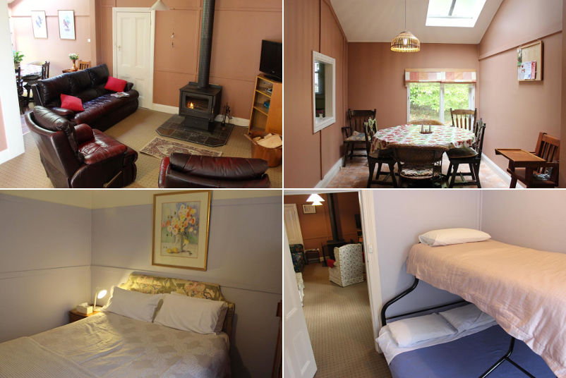 Olinda Country Cottages - family suite