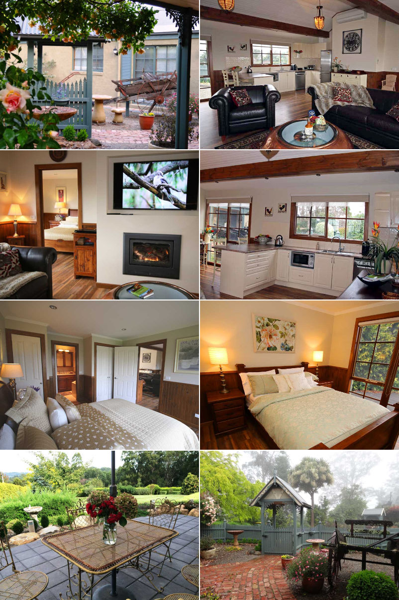 Gracehill Accommodation - The Coachouse