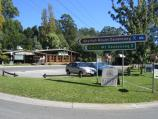 Olinda / Commercial centre and shops, Mt Dandenong Tourist Road at Ridge Road / Corner of Mt Dandenong Tourist Rd and Ridge Rd