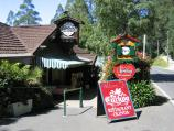 Olinda / Around Olinda / The Cuckoo Restaurant, Mt Dandenong Tourist Rd