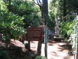 Olinda / Cloudehill Gardens, Monbulk Road / Entrance to Kejoma Garden