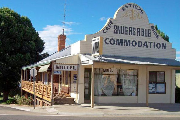 Snug as a Bug Motel & Guest House, Omeo