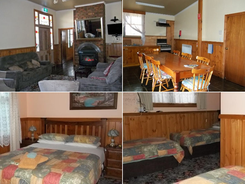 Snug as a Bug Motel & Guest House - Guest house section