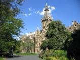 Parkville / University Cricket Ground and surrounding colleges / Ormond College, main building