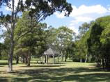 Parkville / Royal Park - Australian Native Garden, Gatehouse Street at The Avenue / Rotunda