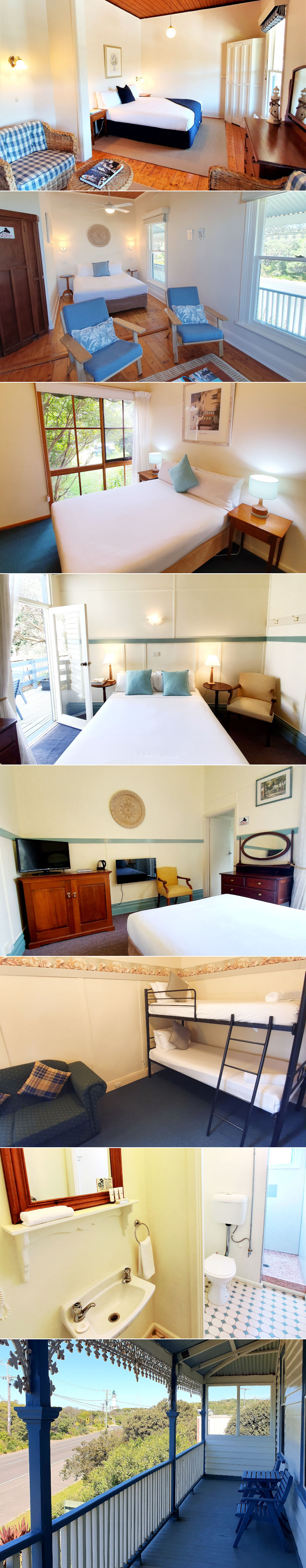 Point Lonsdale Guest House - Guest house rooms