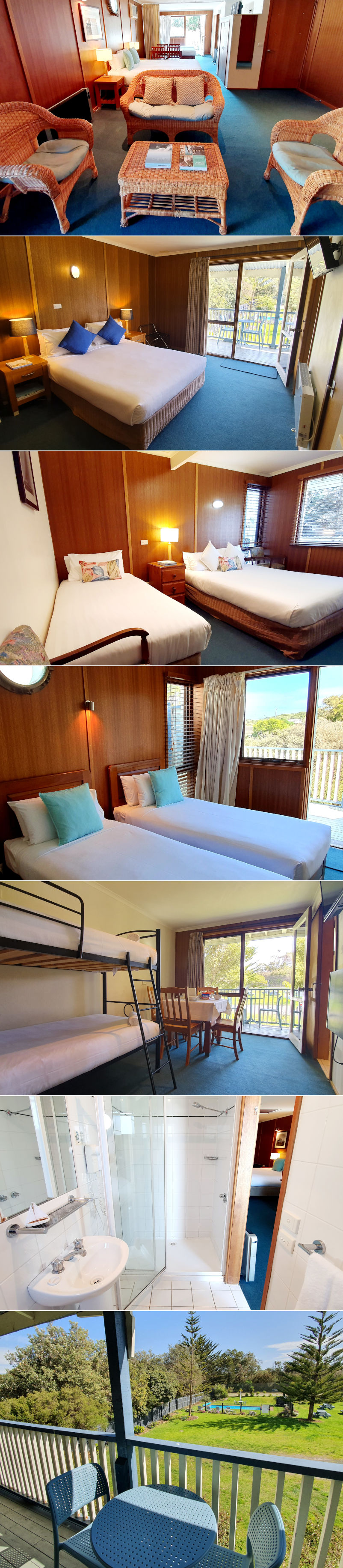 Point Lonsdale Guest House - Motel rooms