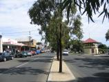 Portarlington / Shops and commercial centre, Newcombe Street / View west along Newcombe St towards Pier St