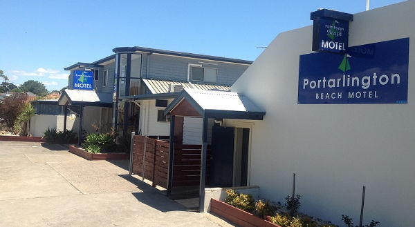 Portarlington Beach Motel, Portarlington