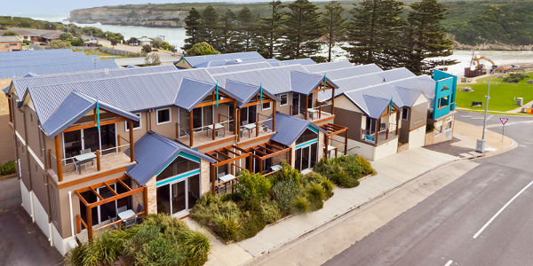 Sea Foam Villas, Port Campbell