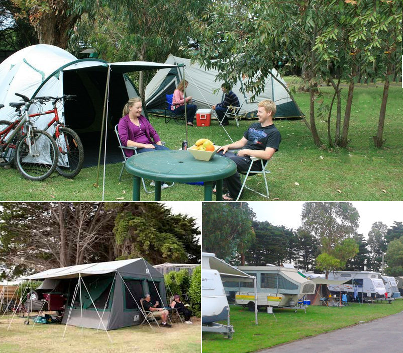 Gum Tree Caravan Park - Grounds and facilities
