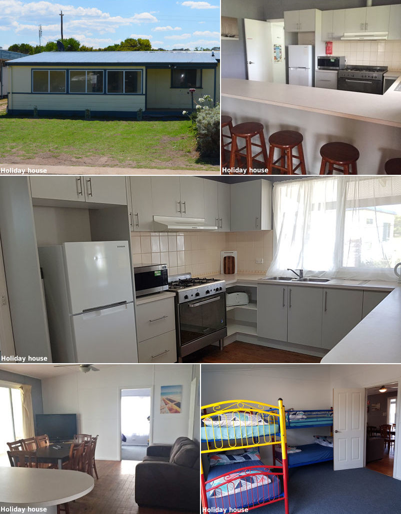 Henty Bay Beachfront Holiday Park - Grounds and facilities