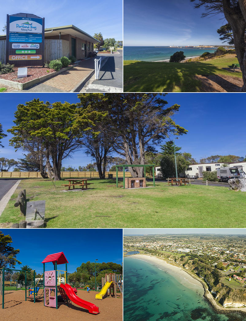 NRMA Portland Bay Holiday Park - Grounds and facilities