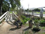 Port Welshpool / Welshpool town centre, Main Street (South Gippsland Highway) / Footbridge over Shady Creek, Main St