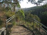Port Welshpool / Agnes Falls Scenic Reserve / Westerly view from walking track near falls