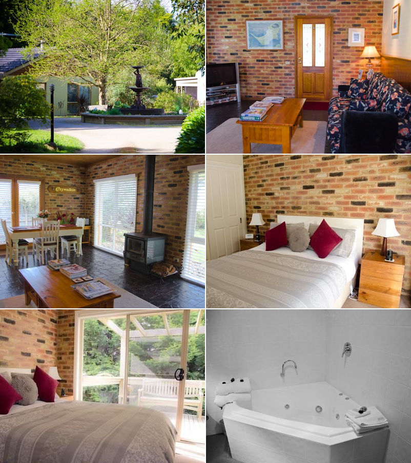 Stony Creek Cottages - Monterosso cottage
